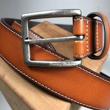 Tommy Bahama Men's Genuine Leather Belt .Tan.Size 36.MSRP.$68.00