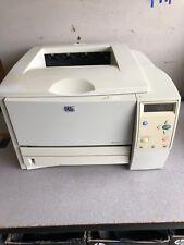 HP Laserjet 2300 Printer 32MB RAM w/ Used Toner Page Count 149k