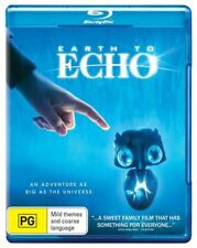 Earth To Echo : NEW Blu-Ray