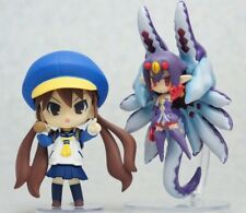 Makai Senki Disgaea 4 Fuka Kazamatsuri & Desco Limited mini Figure Set official