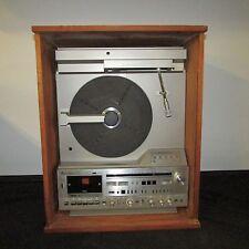 RARE Vintage Mitsubishi Interplay System X 11 Vertical Turntable