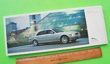 rare 2005 JAGUAR XJ LWB PRESS BOOK 42-pgs HARDCOVER + DJ + CD OF PHOTOS Xlnt