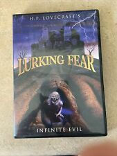 Lurking Fear Dvd Full Moon Video, Jeffrey Combs, Blake Bailey, John Finch
