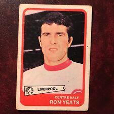1968/69 A&BC Footballer Set RON YEATS #52 LIVERPOOL - VG