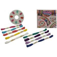 Kreative Kids Faire vos propres bracelets d'amitié Craft Activity Kit