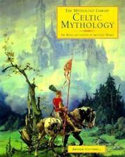 Celtic Mythology: The Myths and Legends of the Celtic World-ExLibrary