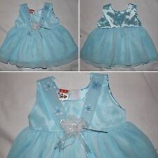 Kt Dress Special Occasion Baby Blue Size 12 Months