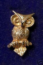 Collectible Tac-style pins - Owl pin