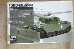 AFV Club 1/35 scale Centurion Mk.5 w/Dozer