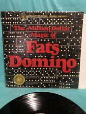 FATS DOMINO - THE MILLION DOLLAR MAGIC - VINYL LP