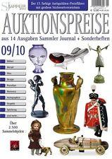 Auktionspreiskatalog für Antiquitäten 09/10