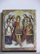 Ikone Kathedrale des Erzengels Michael икона собор Aрхистратига Mихаила 12x10x2