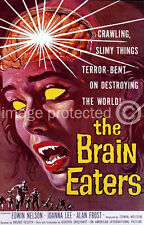 The Brain Eaters vintage movie 11x17 Poster