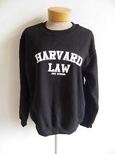 HARVARD LAW Just KIDDING Pullover Sweatshirt