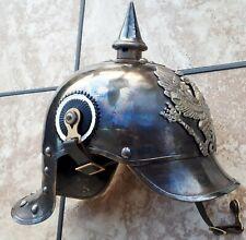 Pickelhaube Kürassierhelm Preussen Prussian Cuirassier Lobster Tail Helmet 1916