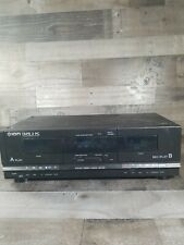 ION Audio Tape 2 PC   USB Cassette Deck Conversion System Recorder Tested Works