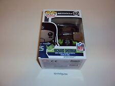 NFL Richard Sherman #02 Seattle Seahawks ondeggiante 2 POP VINILE Statuetta da