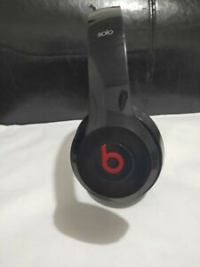 Beats by Dr. Dre Solo 2 Headband Headphones - Black WIRED