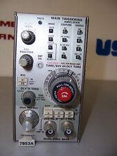 8527 Tektronix 7b53a Dual Time Base
