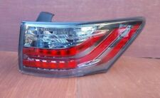 Lexus CT Rear Light OS Drivers Side Right Hand 2011-2017