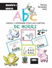 Juega y Aprende con Las Cartas de Burri: ABC Juega y Aprende con Las Cartas...