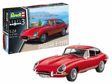 Revell 07668 Jaguar E-Type Coupe Plastik Modellbausatz 1:24 NEU