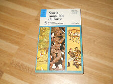 STORIA MONDIALE DELL'ARTE - VOL.5 - UPJOHN, WINGERT - DALL'OGLIO 1967  - (81)