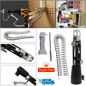 Automatic Screw Chain Nail Gun-Adaptor For Electric Drill Plaster Board Drywall