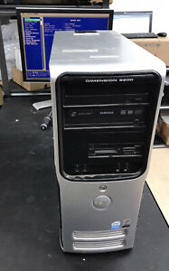 Dell Dimension 9200 - Intel Pentium D 2.80GHz 2GB RAM - Boots to BIOS - NO HDD