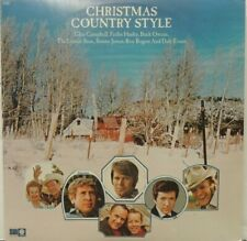 Christmas Country Style - Capitol Records - SL-6581 Vinyl