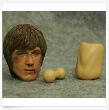 1/6 CIAN The Way of the Dragon Chuck Norris Scars Male Head Sculpt in stock