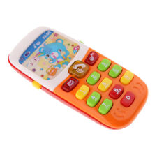Electronic Baby Kids Mobile Phone Educational Learning Toys Music Best Gift