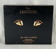 Sir John Luminess Disney The Lion King KINGDOM Sculpting Palette NEW SEALED