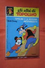 ALBI DELLA ROSA- POI albi di TOPOLINO - N°937 -mondadori disney anno 1972 -casa