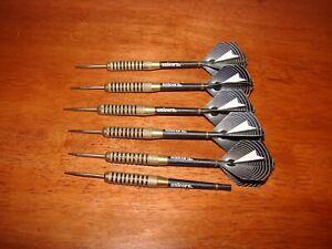Set of 6 Unicorn Darts - 2006 - USED