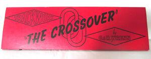 Wrenn 00 Gauge 3 Rail Trackwork.'The Crossover'