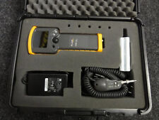 Fluke ft300 fiber inspector con pantalla ft330 y ft350 muestra fiber 250 veces LWL