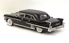 CONQUEST 1958 CADILLAC FLEETWOOD 75 LIMO BLACK