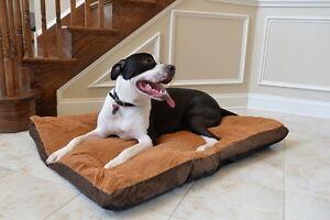 Armarkat Soft Plush Dog Pet Bed Mat Mocha Washable EXTRA LARGE XL