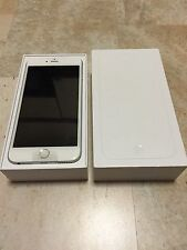 New In Box Apple iPhone 6 16GB Silver Factory GSM Unlocked for ATT and T-Mobile