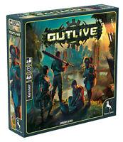 Outlive - Wir schreiben das Jahr 2079... - Endzeitspiel - Pegasus Spiele #51981G