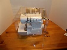 NEW CLEAR HEAVY VINYL PLASTIC  SERGER SEWING MACHINE AND OTHER  COVER