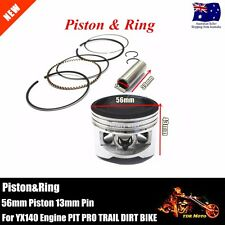 YX140 Pistion Kit For YX 140cc Engine Pit Dirt Bike PitsterPro Stomp SDG GPX