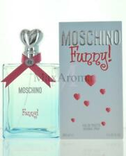 Funny By Moschino For Women   Eau De Toilette 3.4 OZ 100 ML Spray