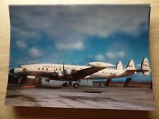 GUEST AEROVIAS MEXICANA   CONSTELLATION   XA-NAF    /  collection vilain N° 555