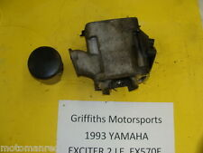 93 YAMAHA EXCITER 2 II 570 LE 92? 94 95? EX570 CYLINDER PISTON RINGS 88R00 NICE!