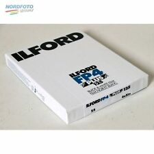 ILFORD FP4 Plus 125 Schwarzweißfilm, 4x5inch / 10,2x12,7cm, 25 Blatt