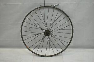 Mavic GP4 700c Rear Road Wheel Shimano 600 freewheel Hub TUBULAR 32S Charity!!