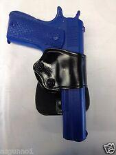 Galco Yaqui Paddle Holster Beretta, Glock, Sig, CZ, Ruger L.H. BK, Part # YP213B