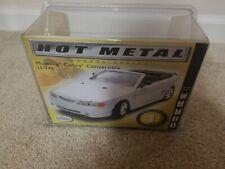 Testors Ford Mustang Cobra Conv 1:24 Scale Hot Metal Bronze series Model Kit